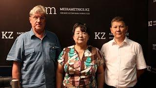 Оценщики РК в реалиях нового Закона. Александр Калинин, Ерлан Есжанов, Сауар Смагулова