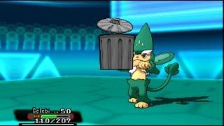 Simisage  - (Pokémon) - Pokemon Omega Ruby & Alpha Sapphire Wifi Battle [6th Gen]: Simisage's Stunning Storm!