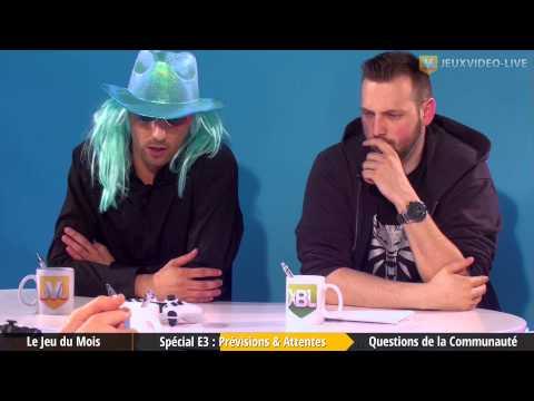 JVL - L'émission #7 : The Witcher 3, Spécial E3, et la Communauté de
