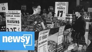 History of the U.S. food stamp program