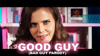 Good Guy - Billie Eillish (Bad Guy Parody) - Tiffany Alvord Cover