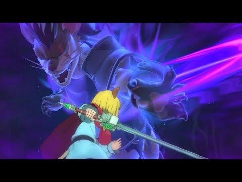 DLC le Dédale du Roi Fantôme - Trailer de Ni no Kuni 2 : L'Avènement d'un nouveau Royaume