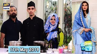 Good Morning Pakistan - Most Favourite Ramazan's Food Special - 17th May 2019 - ARY Digital Show