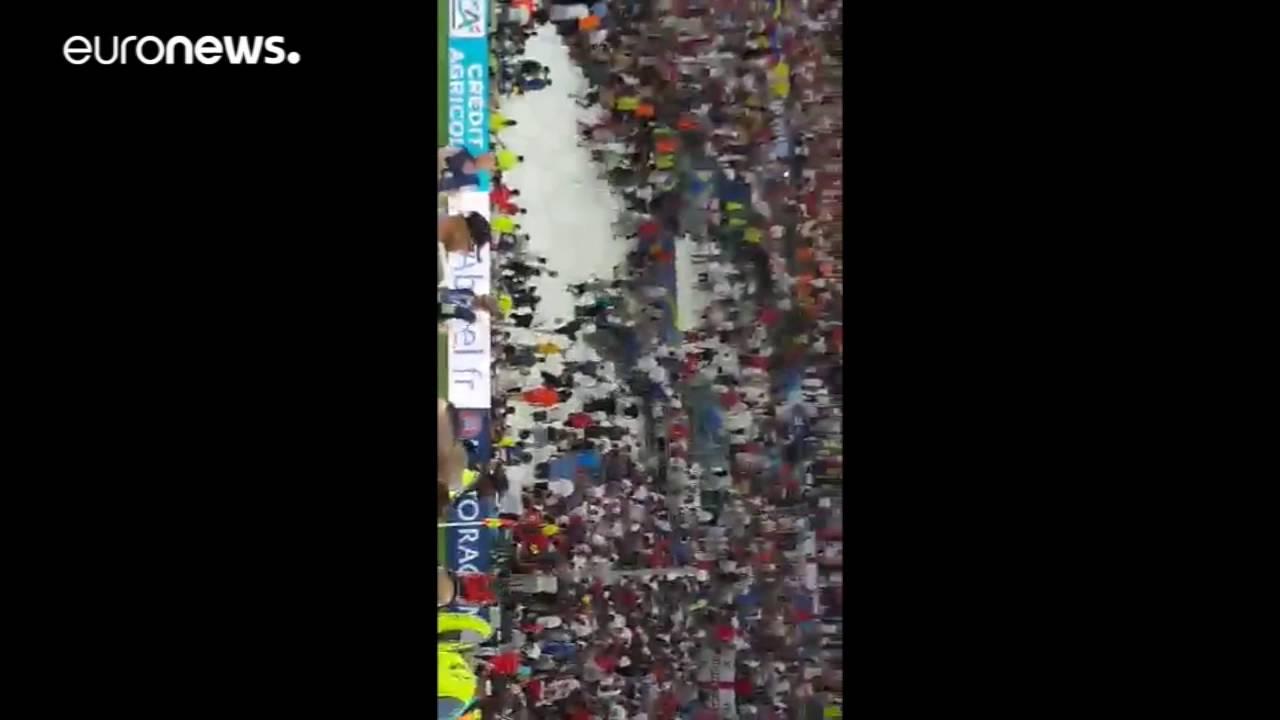 Velodrome: Eπεισόδια μεταξύ Άγγλων – Ρώσων οπαδών
