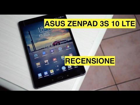 Recensione Asus Zenpad 3S 10 LTE Qualcomm Snapdragon 650