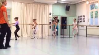 preview picture of video 'Porte aperte alla scuola di danza'