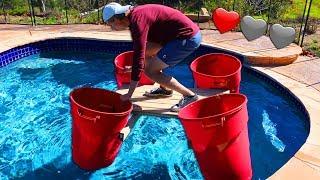 DONT Sink your Boat Survival Challenge!! *DIY BOAT BATTLE*