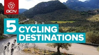 GCNs 5 Cycling Holiday Destinations