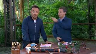 I'm A Celeb 2017 - 'Dennis-is-a-very-small-man' Jokes Compilation