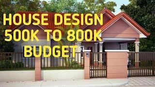 500k house design philippines - TH-Clip