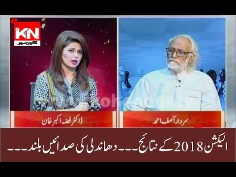 Hot Seat With Dr Fiza Khan 06-08-2018 | Kohenoor News Pakistan