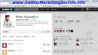 Twitter Marketing Tools For Business - Twitter Tutorial Part 1