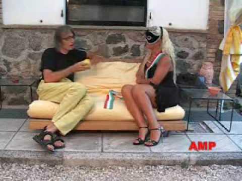 Foto del sesso nella sauna con una telecamera nascosta