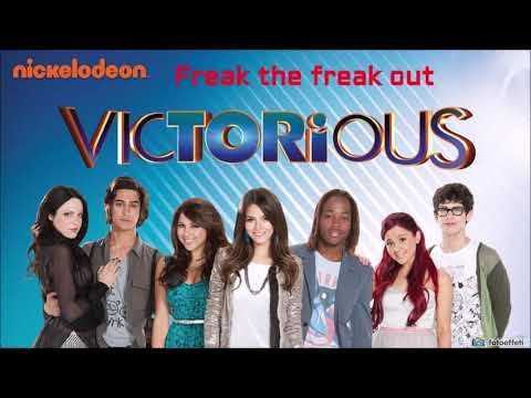 instrumental Victorious - Freak The Freak Out official