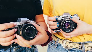 Film Photography For Beginners | How To Use A 35mm Camera