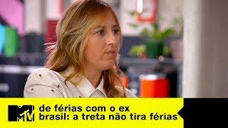 Bifão e Tati assumem que provocavam Stefani | A Treta Não Tira Férias Ep. 02