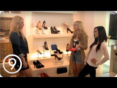 Nine West on YouTube: Welcome Shoe Lovers!