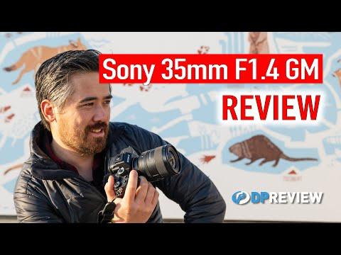 External Review Video kFnag3MSGQ4 for Sony FE 35mm F1.4 GM Lens