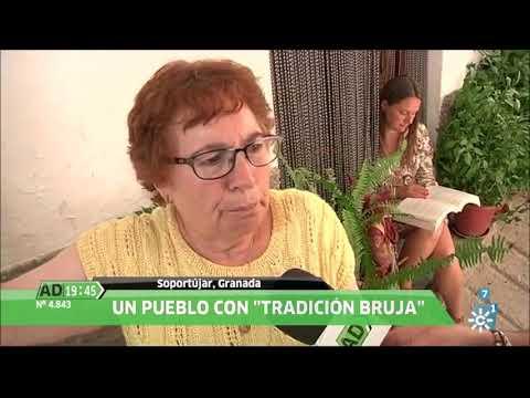Soportújar: arquitectura de Tinaos o Soportales (Andalucía Directo - Canal Sur TV- 14/07/2017)