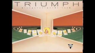 TRIUMPH - What Rules My Heart