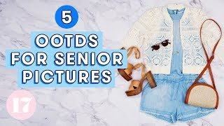 Cute Outfits To Wear For Senior Pictures | Style Lab