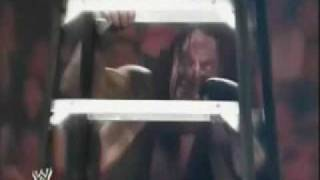 edge vs undertaker promo after ECW-one night stand