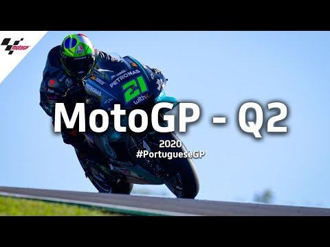 ミゲル・オリヴェイラがポールポジション!MotoGP ポルトガルGP 予選Q2のハイライト動画
