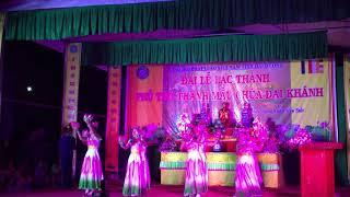 """Múa Top Nữ """" Lạy Phật Quan Âm"""" Chùa Đại Khánh  Tiền Vỹ. Tuyệt Đẹp!!"""