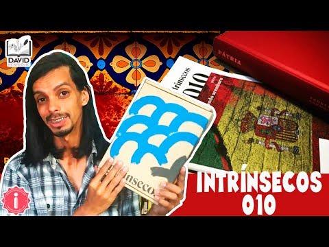 UNBOXING INTRÍNSECOS 010 | Editora Intrínseca