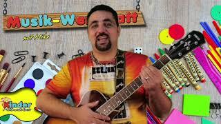 Gitarre Teil 2:  Die Gitarre unter der Lupe