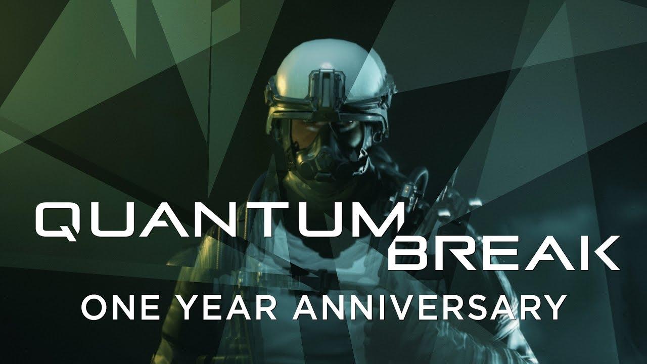Quantum Break -  Trailer per il primo anniversario