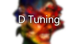 ManUNkind (D Tuning, Whole Step Down)