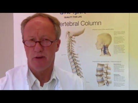 Rückenschmerzen in 17 Jahren