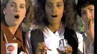 Dairy Queen Full Meal Deal 90s Commercial (1995)