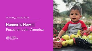Focus on Latin America: Hunger Is Now