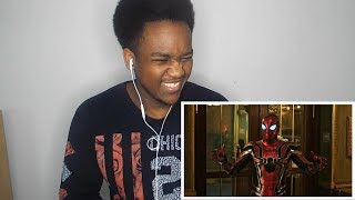 Spiderman Far From Home | Official Trailer | Reaction