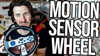 I Bought This £17 Motion Sensor Wheel So You Don't Have To