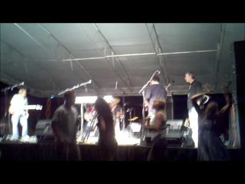 Shakin' Room - Blind Lemons - Maine Blues Festival 2011