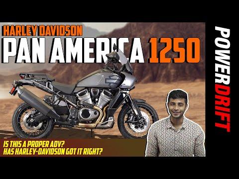 2021 Pan America 1250 Special | Is it ADV enough? | PowerDrift