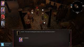 Divinity Original Sin 2 - A Danger to Herself and Others (How to save Natalie Bromhead)
