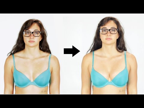 Make Your Boobs Look Bigger with these tricks
