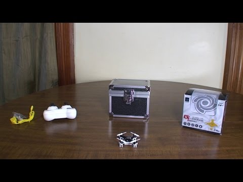 Cheerson - CX-10A - Review and Flight