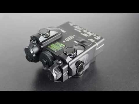 G&P DBAL-A2 PEQ 15 Laser and IR Designator Unit - Overview & Functions -