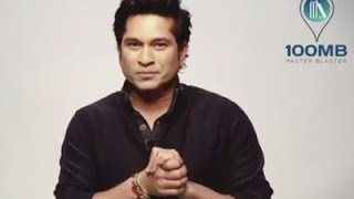 100 MB App By Sachin Tendulkar (#Sachin Ka Digital Game)...How To Use