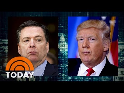 FBI's James Comey Personally Briefed Donald Trump On Russia Report | TODAY