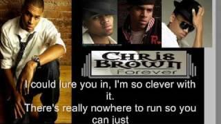 Captive By Chris Brown ( LYRICS )