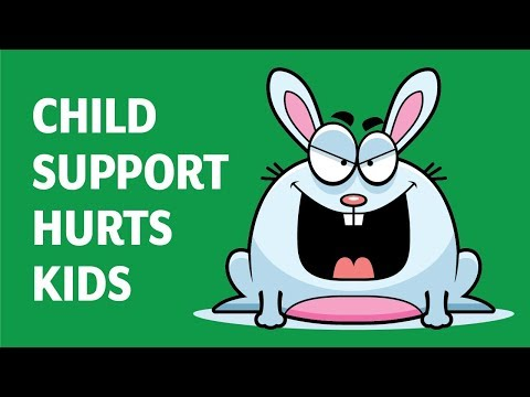 Child Support Hurts Kids