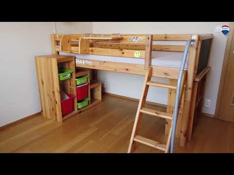 Video Prodej bytu 3+kk v osobním vlastnictví 84 m², Praha 4 - Krč