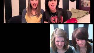 Above All That Is Random (Remix of Catchiness) - Christina Grimmie & Sarah