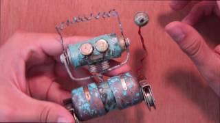 Creating a Steampunk Robot Sculpture